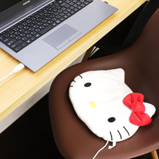 【預售】Hello Kitty USB 保暖墊︱Hello Kitty USB warming cushion 《Hello Kitty官方產品》 5